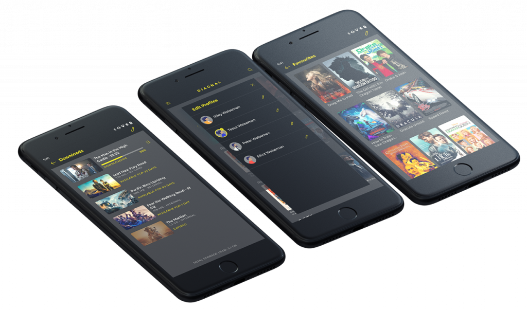DIAGNAL Enlight amazing and modern features